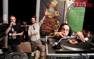 Monkey Dub Corner en el Festival Nowa Reggae  Monkey Products patrocina el dub corner